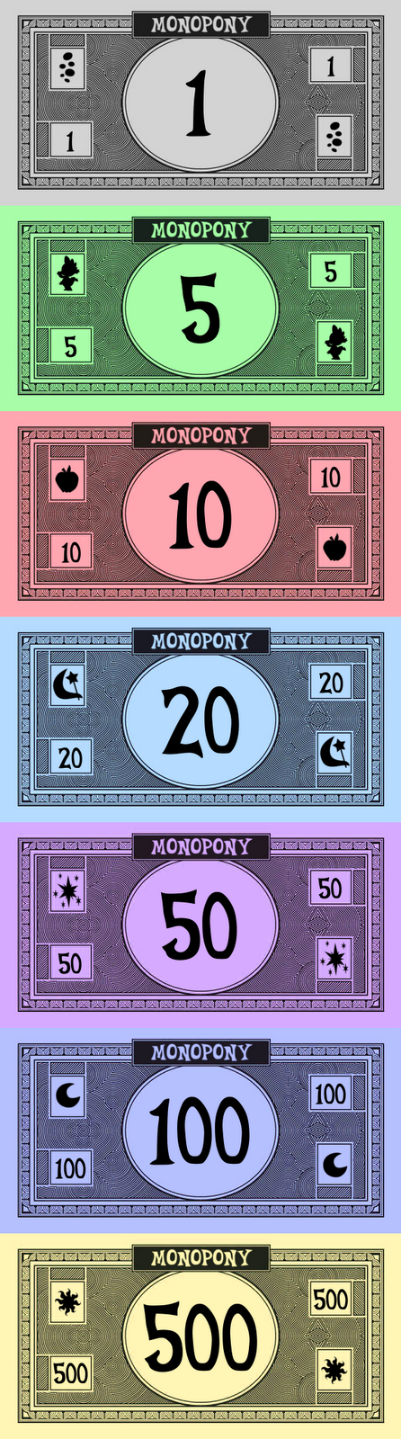 Monopoly Money Printable Monopoly money printable.