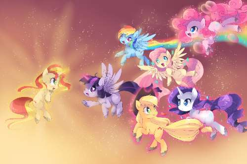 My Little Pony Friendship is Magic 3097