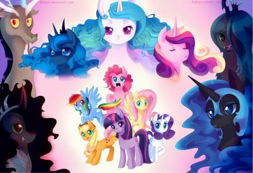 My Little Pony Friendship is Magic 3099