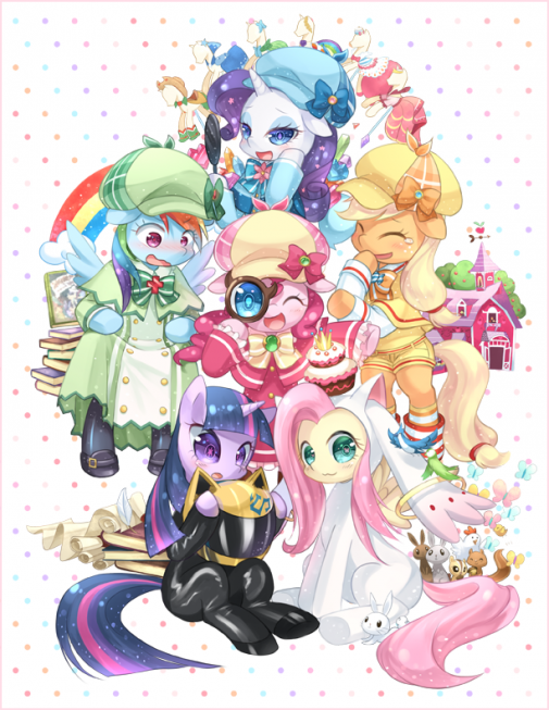 My Little Pony Friendship is Magic 3103