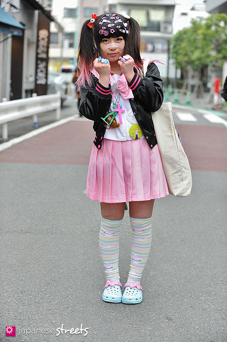 My Little Puri Japanese Street Style 2