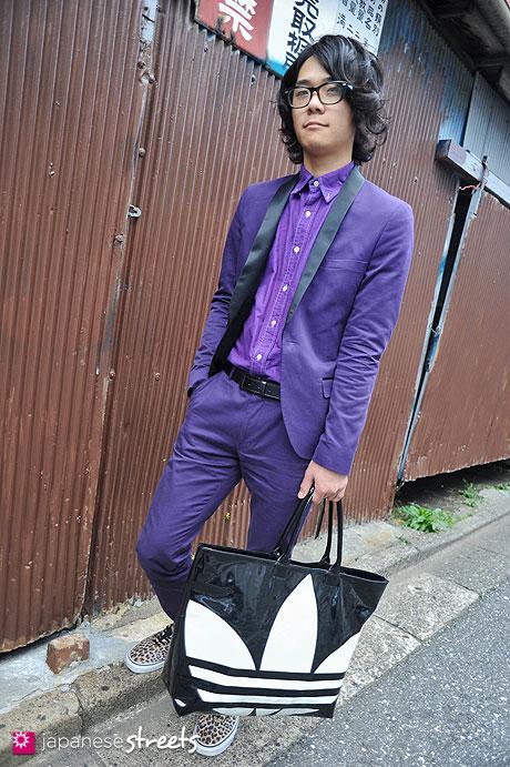 130407-8992 - Japanese street fashion in Harajuku, Tokyo