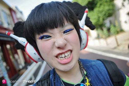 130526-2194 - Japanese street fashion in Harajuku, Tokyo